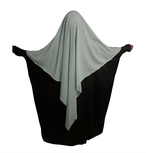 Photo Abaya Oummahat – Kubiya – Noir - Oummahat