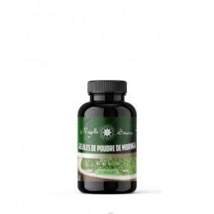 Photo Gélules de poudre de Moringa - Nigelle Source